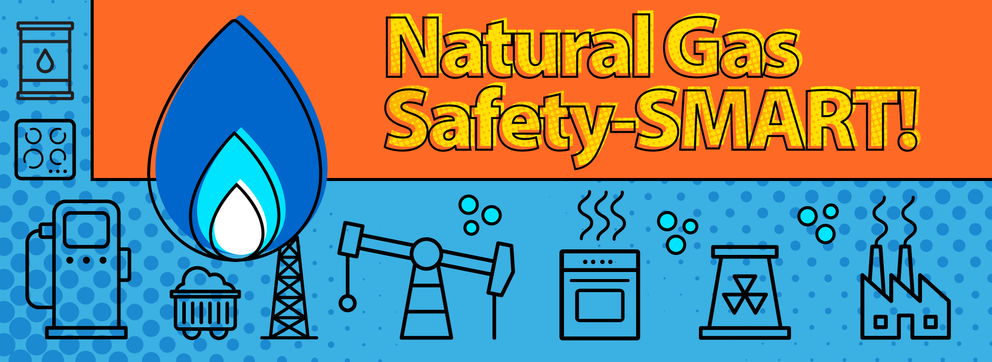Natural Gas Safety-SMART