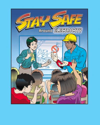 35830 Stay Safe Around Electricity lg