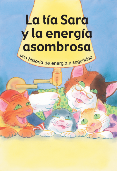 36540 La tia Sara y las energia asombrosa una historia de energia y seguridad lg