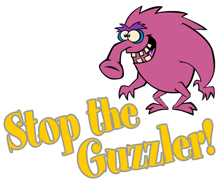 66208 Stop The Guzzler 850x700